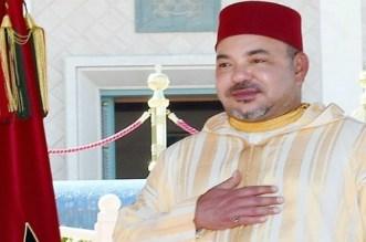 برقية من الملك محمد السادس إلى الرئيس الأوكراني