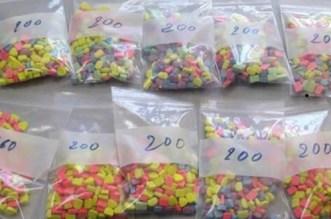 الأمن يوقف مروجيْن للأقراص المهلوسة بفاس