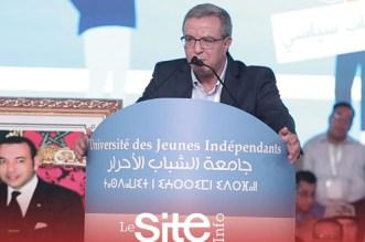 التعديل الحكومي.. أوجار: التجمع ينتظر عرض العثماني والملك حدّد الإطار – فيديو