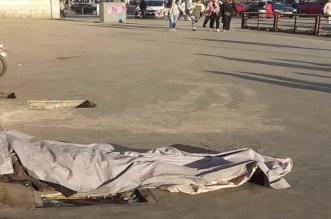 العثور على جثة متشرد مرمية وسط البيضاء