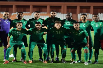 مباراة المنتخب الوطني المحلي أمام الجزائر بشبابيك مغلقة