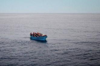البحرية الملكية تنقذ 329 مرشحا للهجرة السرية بعرض المتوسط وجهات