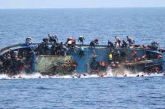 انتشال 57 جثة لمهاجرين سريين وانقاذ 74 آخرين جراء غرق قارب بموريتانيا
