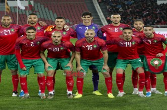"""الموعد والقناة الناقلة لمباراة المغرب وبوروندي في تصفيات """"كان"""" 2021"""