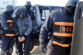 """مكناس.. """"البسيج"""" يعتقل إرهابيا مواليا لـ""""داعش"""" كان يخطط لتنفيذ عملية انتحارية"""