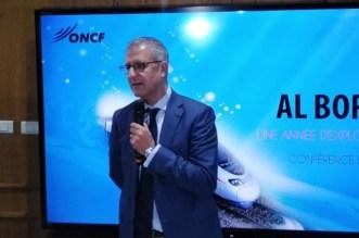 "ONCF يُطفئ الشمعة الأولى لـ""البراق"" بثلاثة ملايين مسافر -صور"