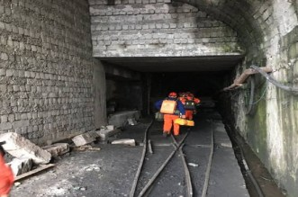 مصرع 15 عاملا وإصابة 9 آخرين في انفجار بمنجم فحم بالصين