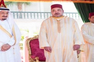 العاهل السعودي يوجه رسالة إلى الملك محمد السادس بمناسبة ذكرى استقلال المغرب