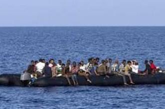 إنقاذ 58 مهاجرا سريا في عرض سواحل تونس