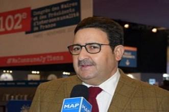 وفد مغربي يشارك بباريس في معرض العمداء و الجماعات المحلية
