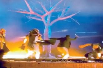 طعن 3 أعضاء في فرقة مسرحية بسكين خلال عرض بالعاصمة السعودية الرياض