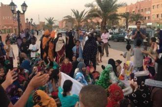 سكان زاكورة يخرجون إلى الشارع احتجاجا على غلاء فاتورة الماء