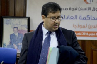 """من """"ستراسبورغ"""".. نص استقالة حامي الدين من رئاسة """"منتدى الكرامة"""""""