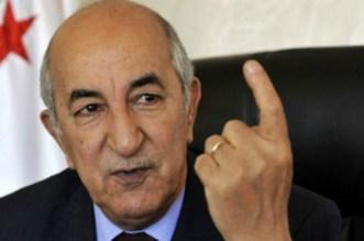 """هذا ما قاله الرئيس الجزائري """"تبون"""" للمغاربة"""