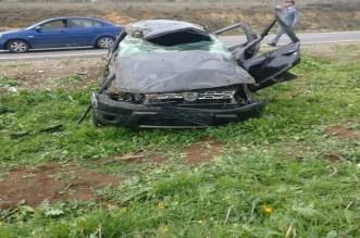 سقوط قتلى من أسرة واحدة في حادث سير مروع