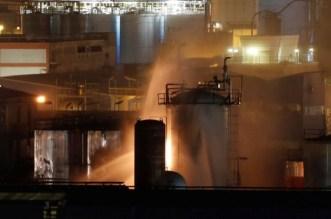 حصيلة جديدة.. قتيلان وثمانية جرحى في انفجار مصنع للبتروكيماويات بإسبانيا