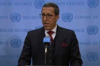 رئيس الطوغو يستقبل السفير عمر هلال