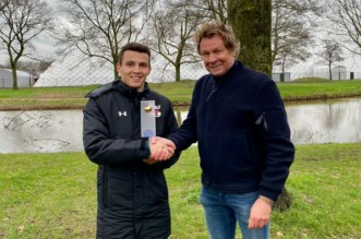 الإدريسي يظفر بجائزة لاعب الشهر في الدوري الهولندي