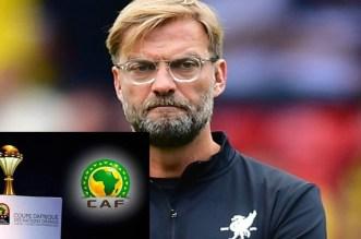 """كلوب مستاء من تنظيم كأس إفريقيا 2021 في فصل الشتاء ويصف القرار بـ""""الكارثة"""""""