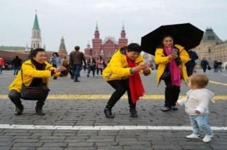 فرض مراقبة مشددة على الفنادق والأماكن السياحية بالعاصمة الروسية بسبب فيروس كورونا