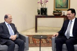 تشكيل حكومة جديدة في لبنان