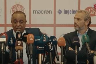 بادرة إنسانية.. الناصيري يتمنى الشفاء العاجل للاعب الرجاء – فيديو