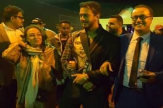 بعد عودته للحفلات.. سعد لمجرد يفتخر بوجود والديه بجانبه