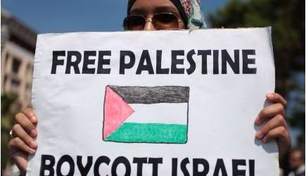 تصاعد حملات مقاطعة منتجات الاحتلال بأسواق الضفة