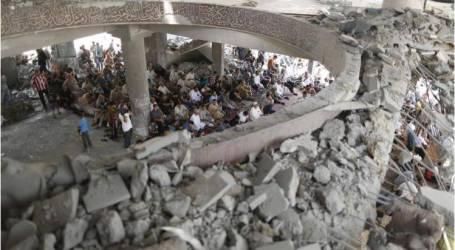 العفو الدولية: العدوان الصهيوني الأخير على غزة جريمة حرب