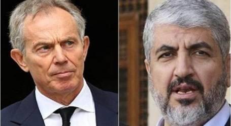 فتح تحذر من لقاءات مشعل-بلير وهنية: لن نقبل بدولة في غزة