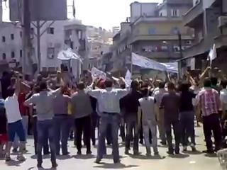 مظاهرات في أريحا دعما للمسجد الأقصى المبارك