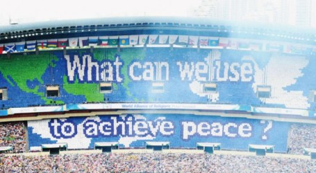القمة العالمية للسلام الدولي و إنهاء الحرب (HPWL) في سيبتمبر