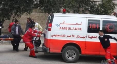إصابة ثلاثة فلسطينيين برصاص الجيش الإسرائيلي في غزة