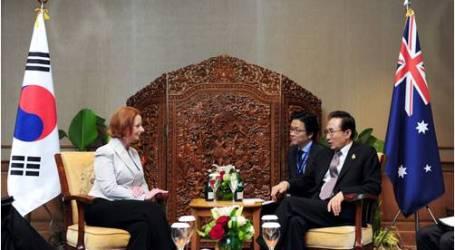 أستراليا ترغب في اتخاذ ماليزيا بوابة لدخول الآسيان