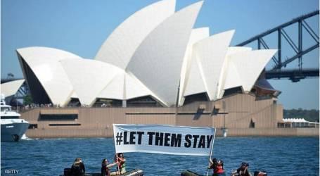 توقيع اتفاق طالبي الجوء بين أستراليا وأمريكا