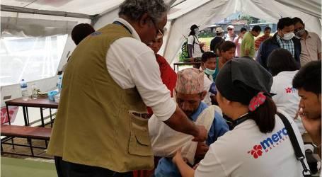 جمعية ميرسي ماليزيا تدخل قطاع غزة لإيصال المساعدات الإنسانية