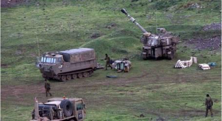 آليات الاحتلال الإسرائيلي تتوغل شمالي قطاع غزة