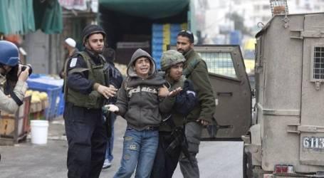 قوات الاحتلال الاسرائيلي تعتقل تسعة فلسطينيين في الضفة والقدس