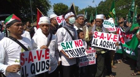 """مظاهرات حاشدة في """"جاكرتا"""" ضد قرار ترامب بشأن القدس"""
