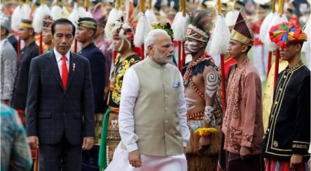 الرئيس جوكو ويدودو: الهند شريك استراتيجي إقتصاديا