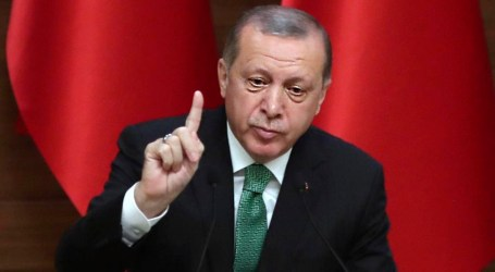 أردوغان يؤكد على خيبة اعتماد الأمم المتحدة لقرار الحماية الدولية للفلسطينيين
