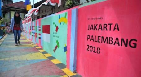 حكومة سومطرة الجنوبية تحث الناس على استغلال حدث الألعاب الآسيوية
