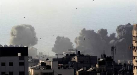 عدد مصابي الغارة الإسرائيلية على مركز ثقافي في غزة يرتفع إلى 18