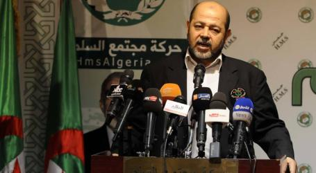 أبو مرزوق: كان الأجدر بعباس توحيد الجبهة الداخلية
