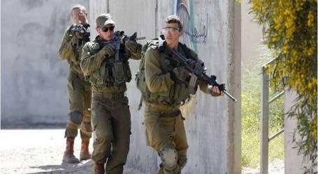 الجيش الإسرائيلي يعتقل 21 فلسطينيا في الضفة الغربية