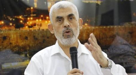 حماس تُجري سلسلة مشاورات مع فصائل وشخصيات وطنية بغزة