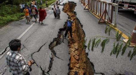 الفلبين : زلزال يضرب جزيرة مينداناو الفلبين وتحذيرات من تسونامي