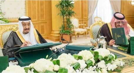 مجلس الوزراء السعودي يؤكد أولوية القضية الفلسطينية