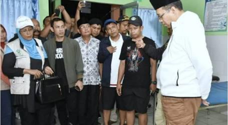 الحكومة الإندونيسية تحث السكان والسياح في لومبوك على التزام الهدوء