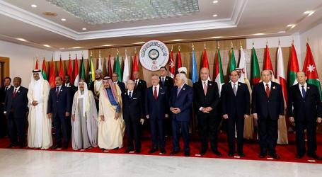 القمة العربية : ترفض بقاء المنطقة العربية مسرحاً للتدخلات الخارجية